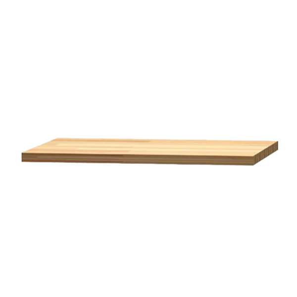 60″ Maple Work Surface