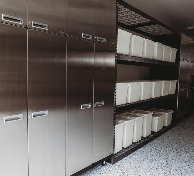 Hercke Garage Cabinet Kits