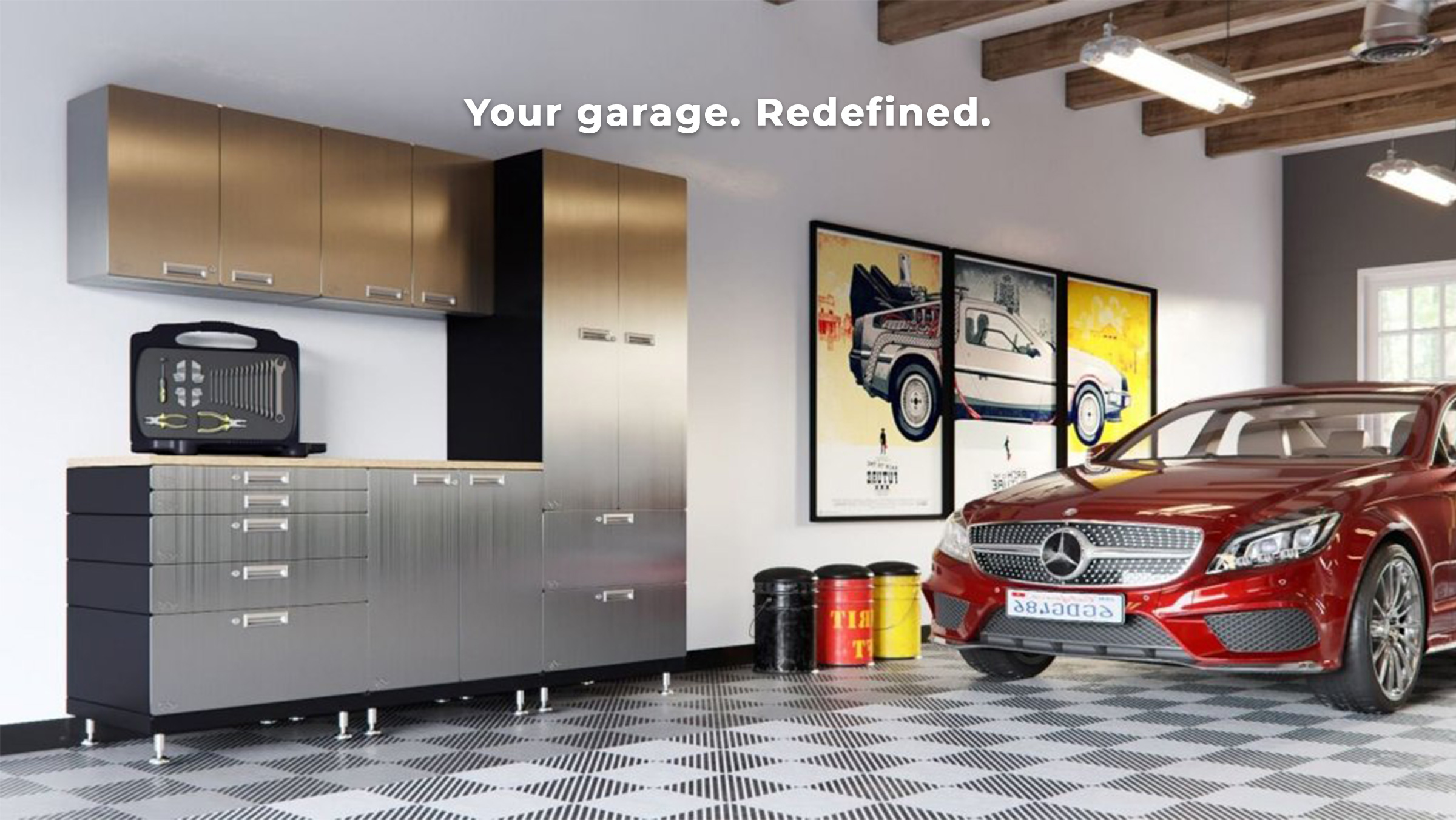 Hercke Garage and Home Cabinets