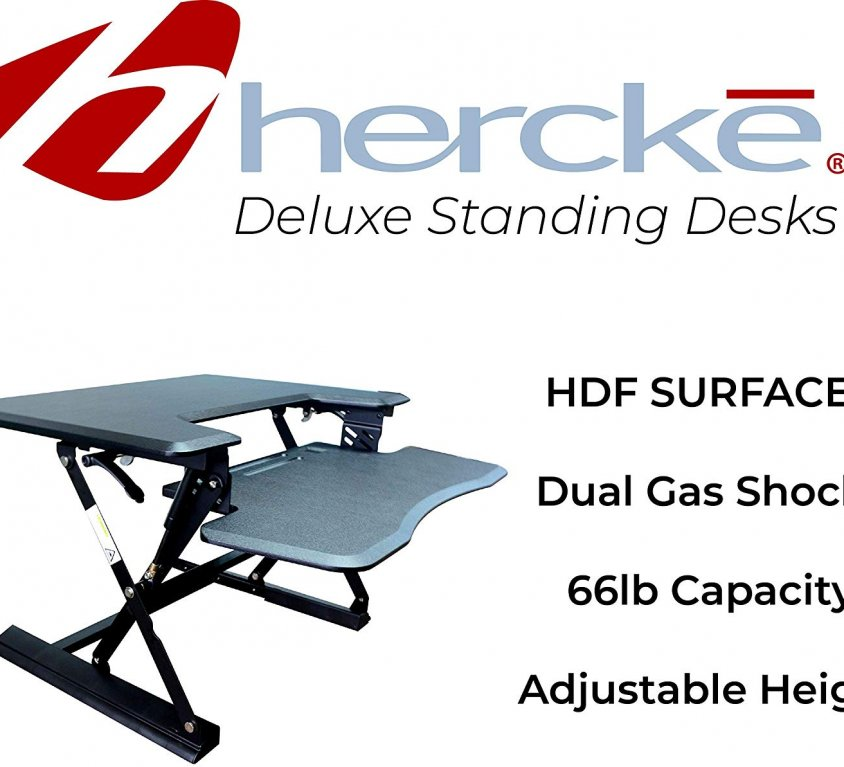 36″ Standing Desk | Hercke Office