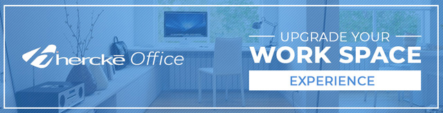 Upgrade your workspace experience with Hercke Office